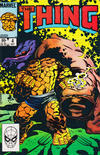 Cover for The Thing (Marvel, 1983 series) #4 [Direct]