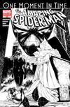 Cover Thumbnail for The Amazing Spider-Man (1999 series) #638 [Variant Edition - Joe Quesada Sketch Cover]