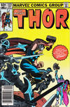 Cover Thumbnail for Thor (1966 series) #323 [Newsstand]