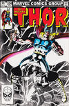 Cover for Thor (Marvel, 1966 series) #334 [Direct Edition]