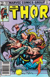 Cover Thumbnail for Thor (1966 series) #332 [Canadian Newsstand]