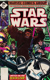 Cover for Star Wars (Marvel, 1977 series) #3 [35¢ Whitman Reprint Edition]