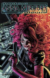 Cover Thumbnail for Anna Mercury (2008 series) #2 [Painted Felipe Massafera]