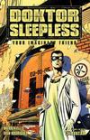Cover for Doktor Sleepless (Avatar Press, 2007 series) #5 [Regular Cover]