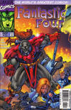 Cover for Fantastic Four (Marvel, 1996 series) #11 [Direct Edition]