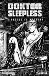 Cover for Doktor Sleepless (Avatar Press, 2007 series) #13 [Wraparound Variant Cover]