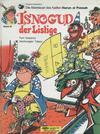 Cover for Isnogud (Egmont Ehapa, 1989 series) #10 - Isnogud der Listige