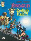 Cover for Isnogud (Egmont Ehapa, 1989 series) #18 - Endlich Kalif?