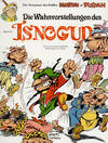 Cover for Isnogud (Egmont Ehapa, 1989 series) #23 - Die Wahnvorstellungen des Isnogud