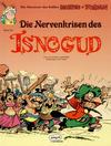 Cover for Isnogud (Egmont Ehapa, 1989 series) #24 - Die Nervenkrisen des Isnogud