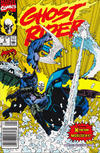 Cover for Ghost Rider (Marvel, 1990 series) #9 [Newsstand]