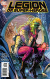 Cover for Legion of Super-Heroes (DC, 2010 series) #6 [Jim Lee / Scott Williams Cover]