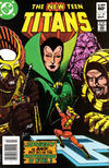 Cover Thumbnail for The New Teen Titans (1980 series) #29 [Newsstand]