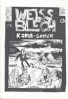 Cover for Koma Comix (Weissblech Comics, 1993 series) #1