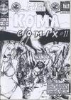 Cover for Koma Comix (Weissblech Comics, 1993 series) #11