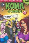 Cover for Koma Comix (Weissblech Comics, 1993 series) #12