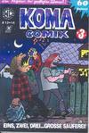 Cover for Koma Comix (Weissblech Comics, 1993 series) #13