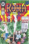 Cover for Koma Comix (Weissblech Comics, 1993 series) #17