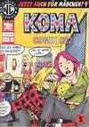 Cover for Koma Comix (Weissblech Comics, 1993 series) #22
