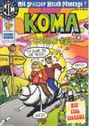 Cover for Koma Comix (Weissblech Comics, 1993 series) #23