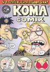 Cover for Koma Comix (Weissblech Comics, 1993 series) #25