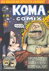 Cover for Koma Comix (Weissblech Comics, 1993 series) #26