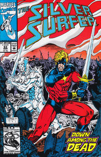 Cover Thumbnail for Silver Surfer (Marvel, 1987 series) #63 [Direct]