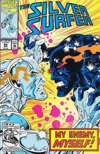 Cover Thumbnail for Silver Surfer (Marvel, 1987 series) #64 [Direct Edition]