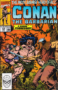 Cover Thumbnail for Conan the Barbarian (Marvel, 1970 series) #239 [Direct Edition]