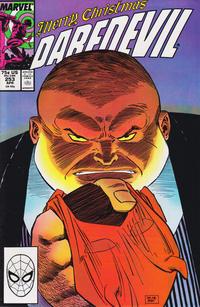 Cover Thumbnail for Daredevil (Marvel, 1964 series) #253 [Direct]