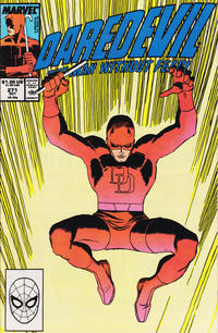 Cover Thumbnail for Daredevil (Marvel, 1964 series) #271 [Direct Edition]
