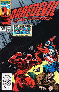 Cover Thumbnail for Daredevil (Marvel, 1964 series) #283 [Direct Edition]