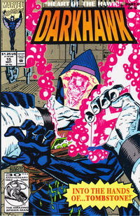 Cover Thumbnail for Darkhawk (Marvel, 1991 series) #15 [Direct]