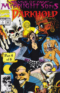 Cover Thumbnail for Darkhold: Pages from the Book of Sins (Marvel, 1992 series) #1 [Direct]