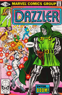Cover Thumbnail for Dazzler (Marvel, 1981 series) #3 [Direct]