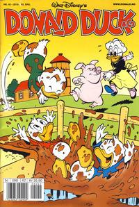 Cover Thumbnail for Donald Duck & Co (Hjemmet / Egmont, 1948 series) #42/2010