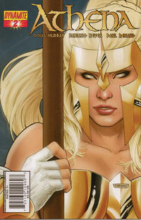 Cover Thumbnail for Athena (Dynamite Entertainment, 2009 series) #2 [Fabiano Neves]
