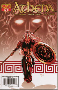 Cover Thumbnail for Athena (Dynamite Entertainment, 2009 series) #4 [Cover A Paul Renaud]