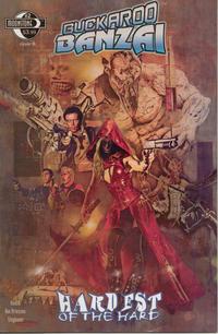 Cover Thumbnail for Buckaroo Banzai Hardest of the Hard (Moonstone, 2010 series) #2