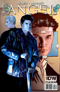 Cover Thumbnail for Angel (IDW, 2009 series) #27 [Cover B - Nick Runge]