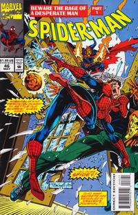 Cover Thumbnail for Spider-Man (Marvel, 1990 series) #46
