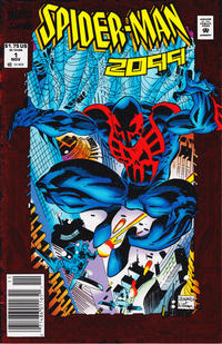 Cover Thumbnail for Spider-Man 2099 (Marvel, 1992 series) #1 [Newsstand]