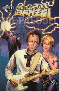 Cover Thumbnail for Buckaroo Banzai:  The Prequel (Moonstone, 2008 series) #2