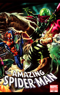 Cover for The Amazing Spider-Man (Marvel, 1999 series) #645
