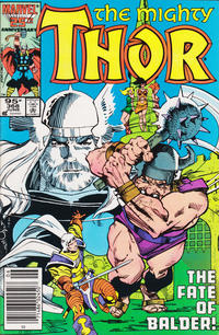 Cover Thumbnail for Thor (Marvel, 1966 series) #368 [Canadian]