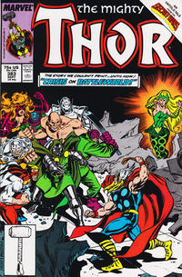 Cover Thumbnail for Thor (Marvel, 1966 series) #383 [Direct Edition]