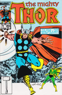 Cover Thumbnail for Thor (Marvel, 1966 series) #365 [Direct]