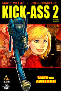 Cover Thumbnail for Kick-Ass 2 (Marvel, 2010 series) #1