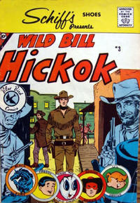 Cover Thumbnail for Wild Bill Hickok (Charlton, 1959 series) #3