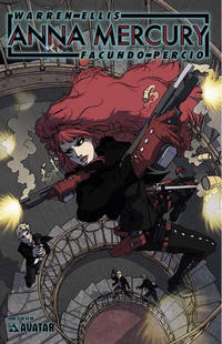 Cover Thumbnail for Anna Mercury (Avatar Press, 2008 series) #3